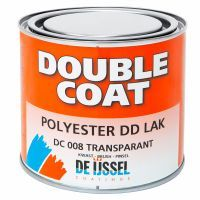 Laque IJssel Double Coat DD haute brillance 0,5 kg
