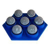 7 chakras moule pour epoxy