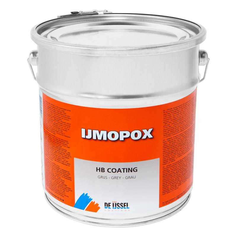 De IJssel IJmopox HB Apprêt pour revêtement 4 kg