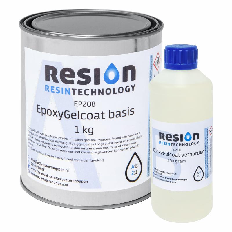 RESION Enduit époxy