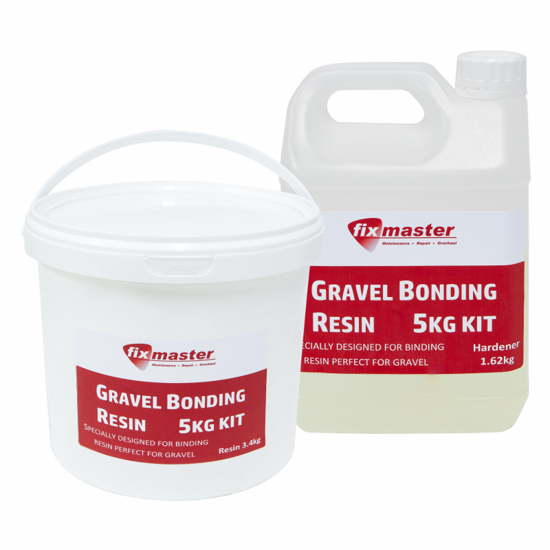 Fixmaster Gravel Bonding Resin