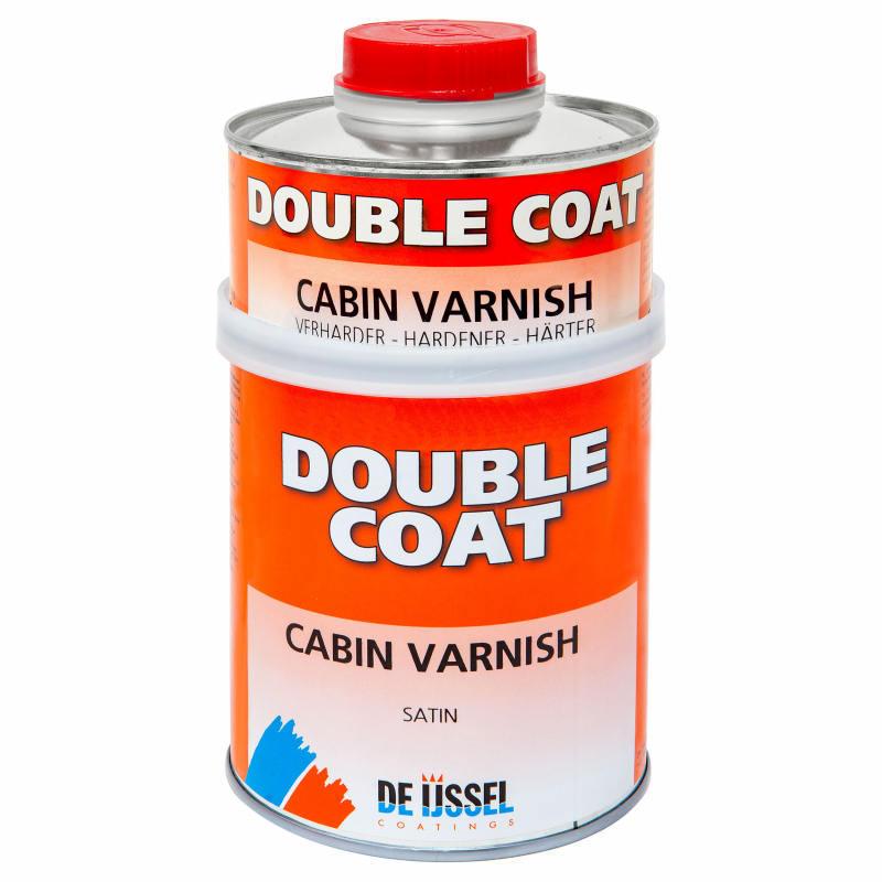 Vernis à double couche DD Lak pour IJssel