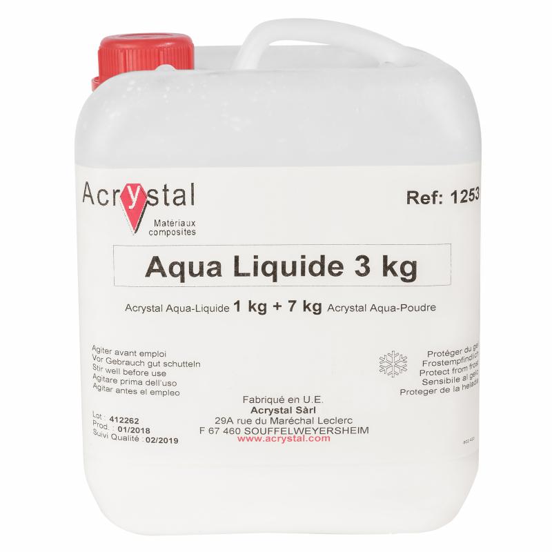Acrystal Aqua liquid