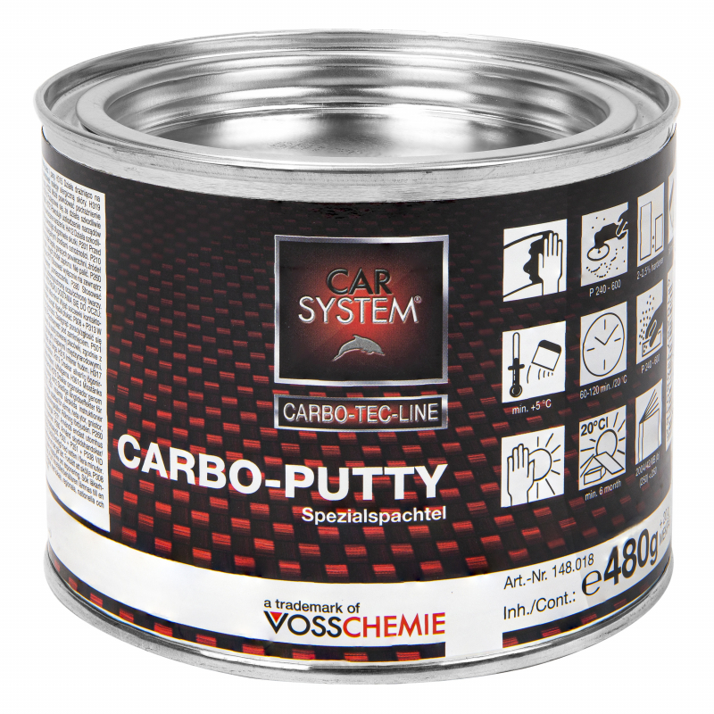 Car System Carbo Putty