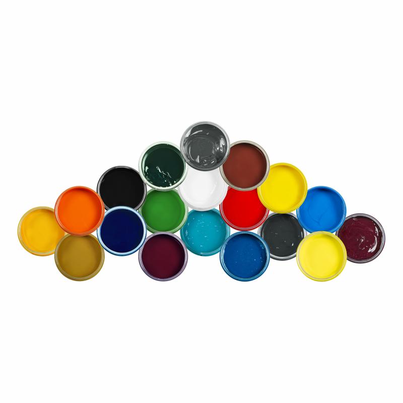 Resi-Tint MAX toutes les couleurs sans couvercle