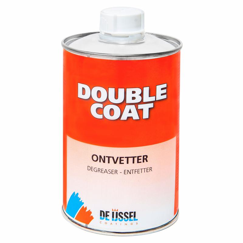 Le dégraissant IJssel Double Coat DD Lak