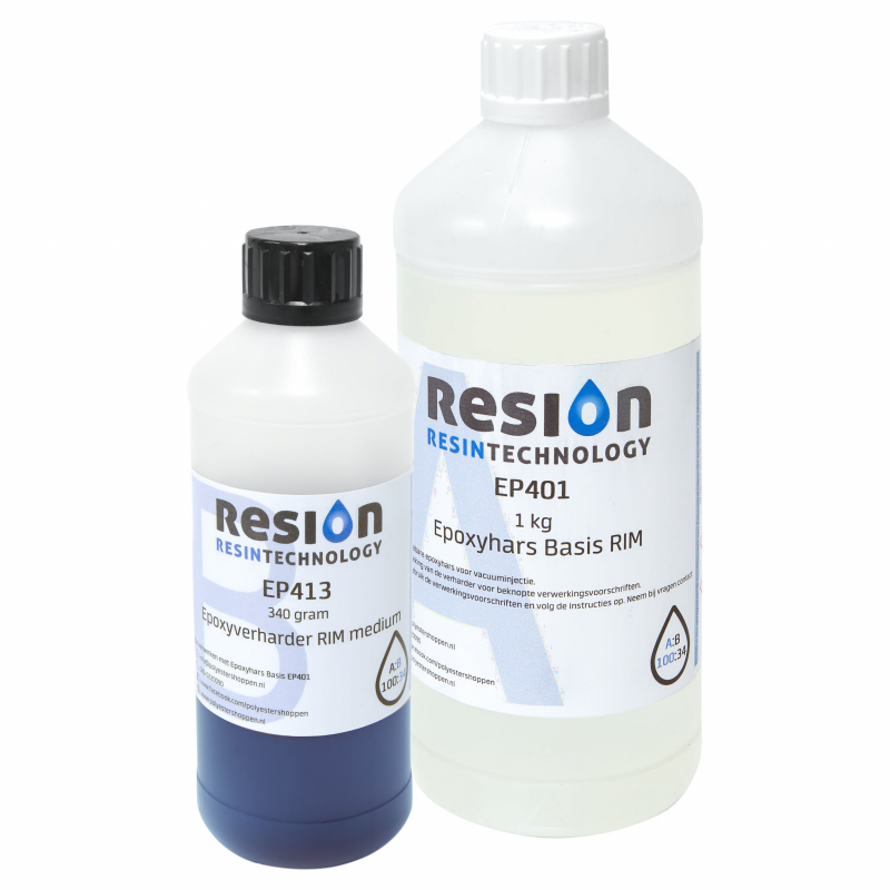 Resine d'epoxy pour infusion