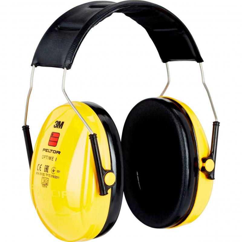 Gehoorkap oorkap oorkleppen gehoorbescherming 3M Peltor Optime