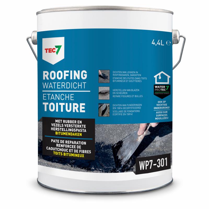 Tec7 WP7-301 Roofing Waterdicht 4,4 kg