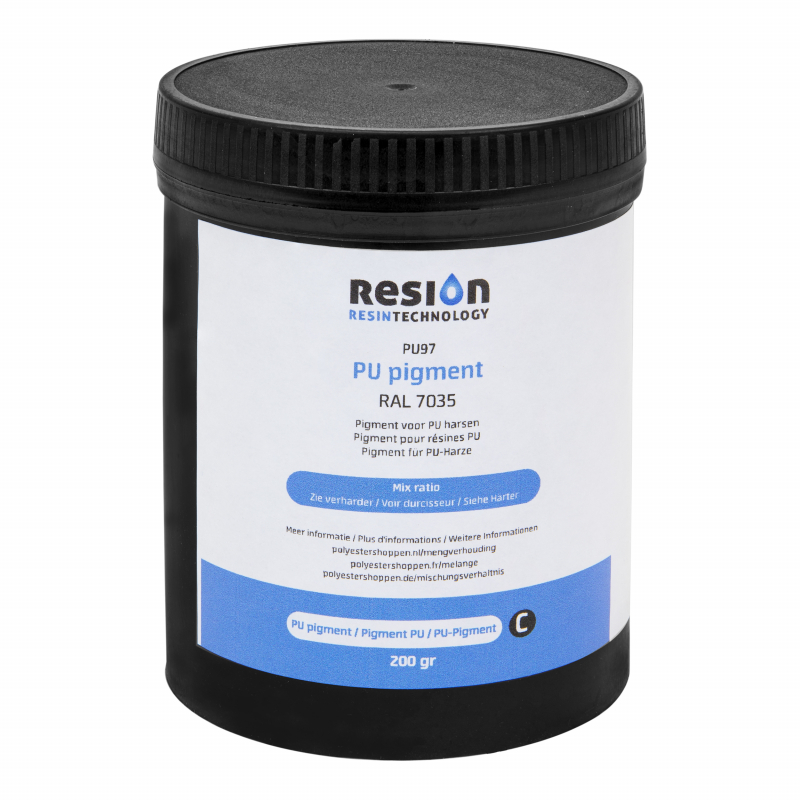 PU pigment