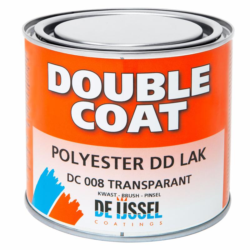 Laque IJssel Double Coat DD haute brillance 0,5 kg
