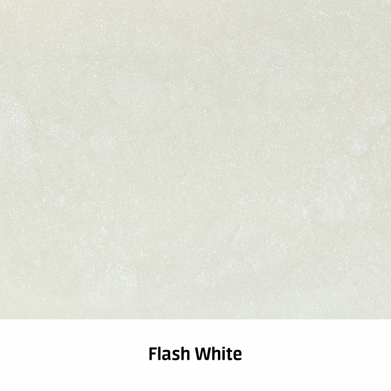 flash white