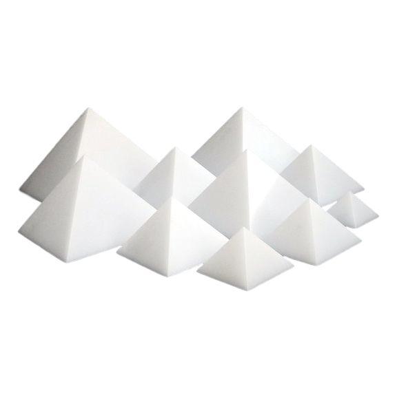 Cheops piramide moule pour orgonite