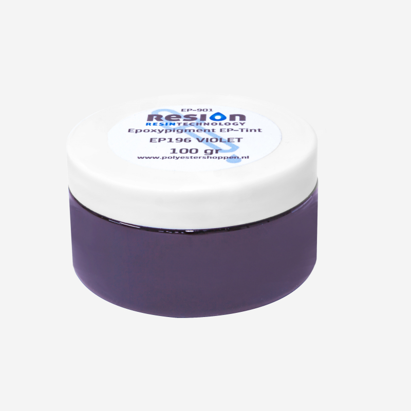 Resion SolidTint epoxypigment Violet