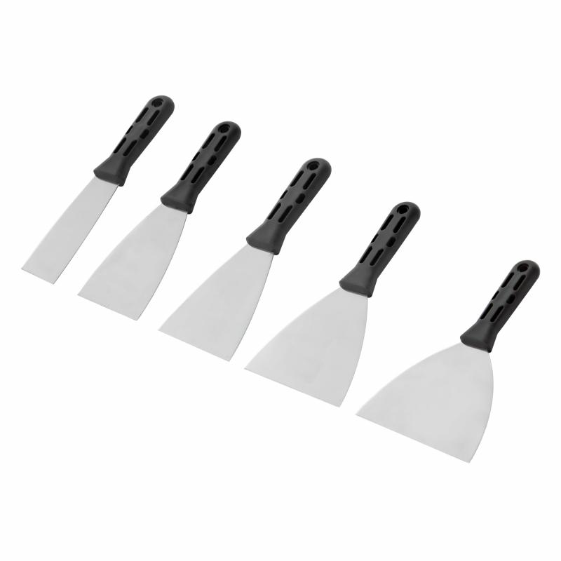 Couteaux à mastic rvs
