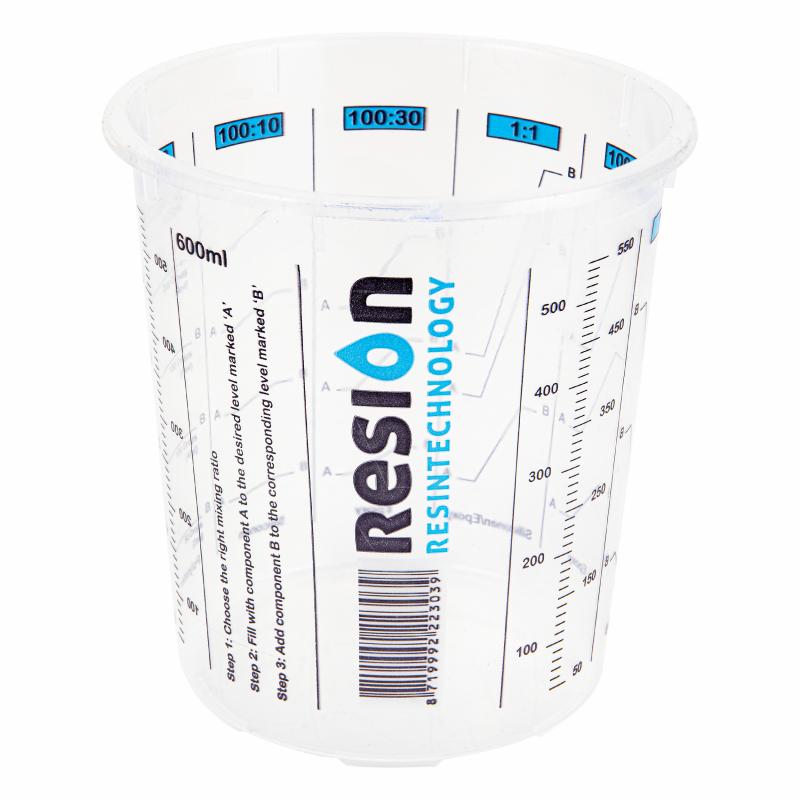 RESION Tasses de mélange 600 ml