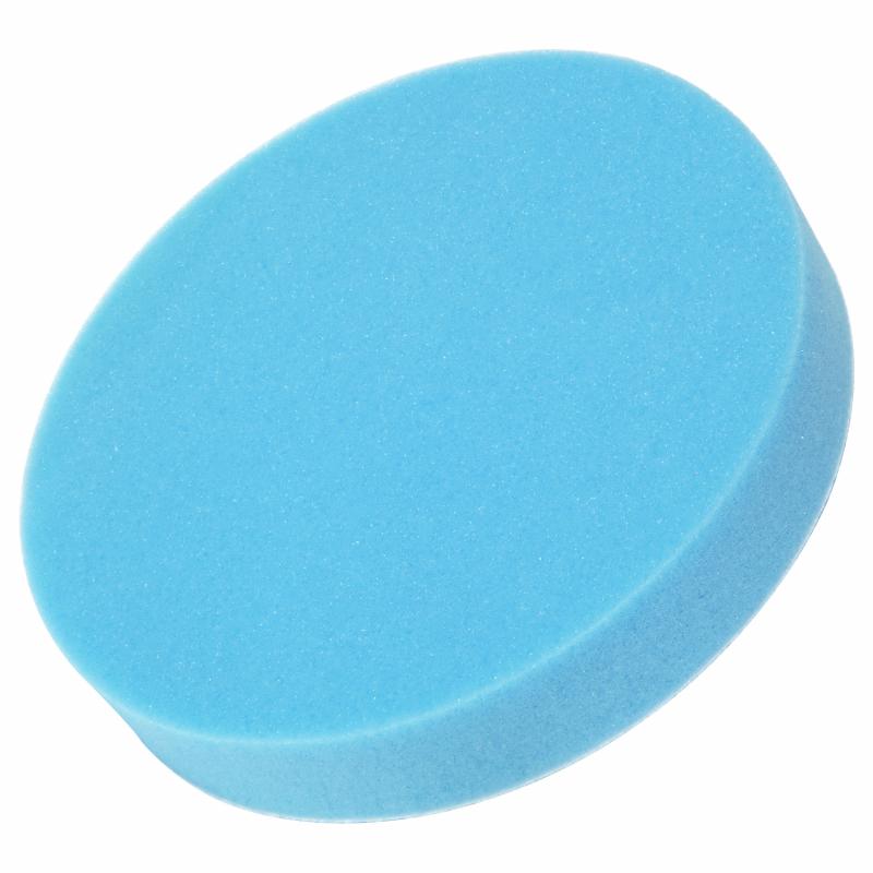 Éponges à polir 150mm (bleu)