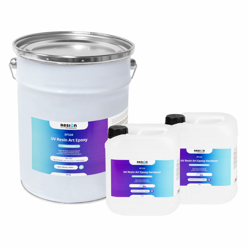 RESION UV Resin Art Epoxy HV 30 kg