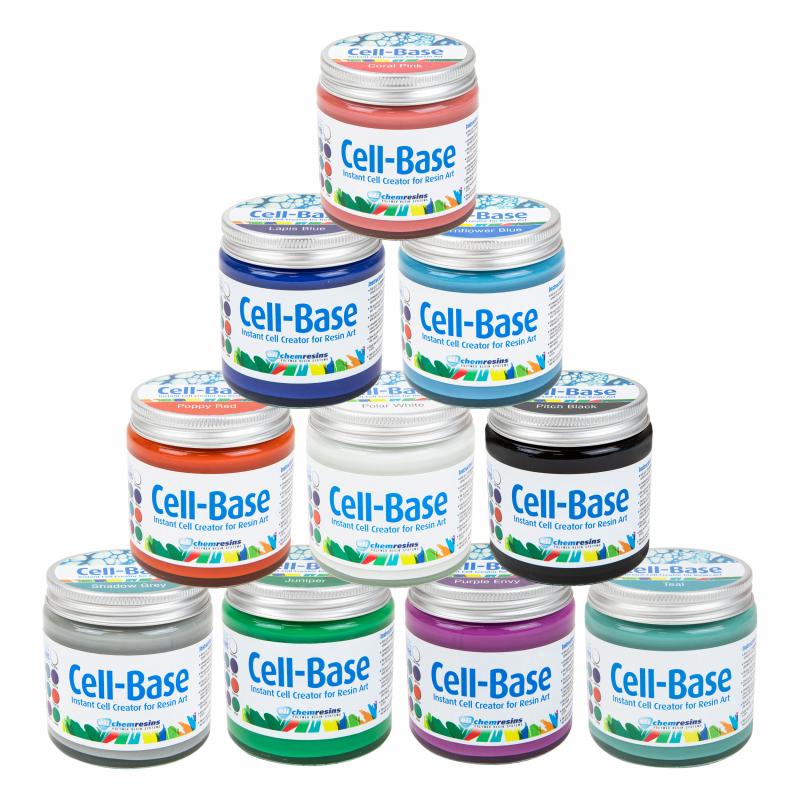 Cell-Base - Alle kleuren